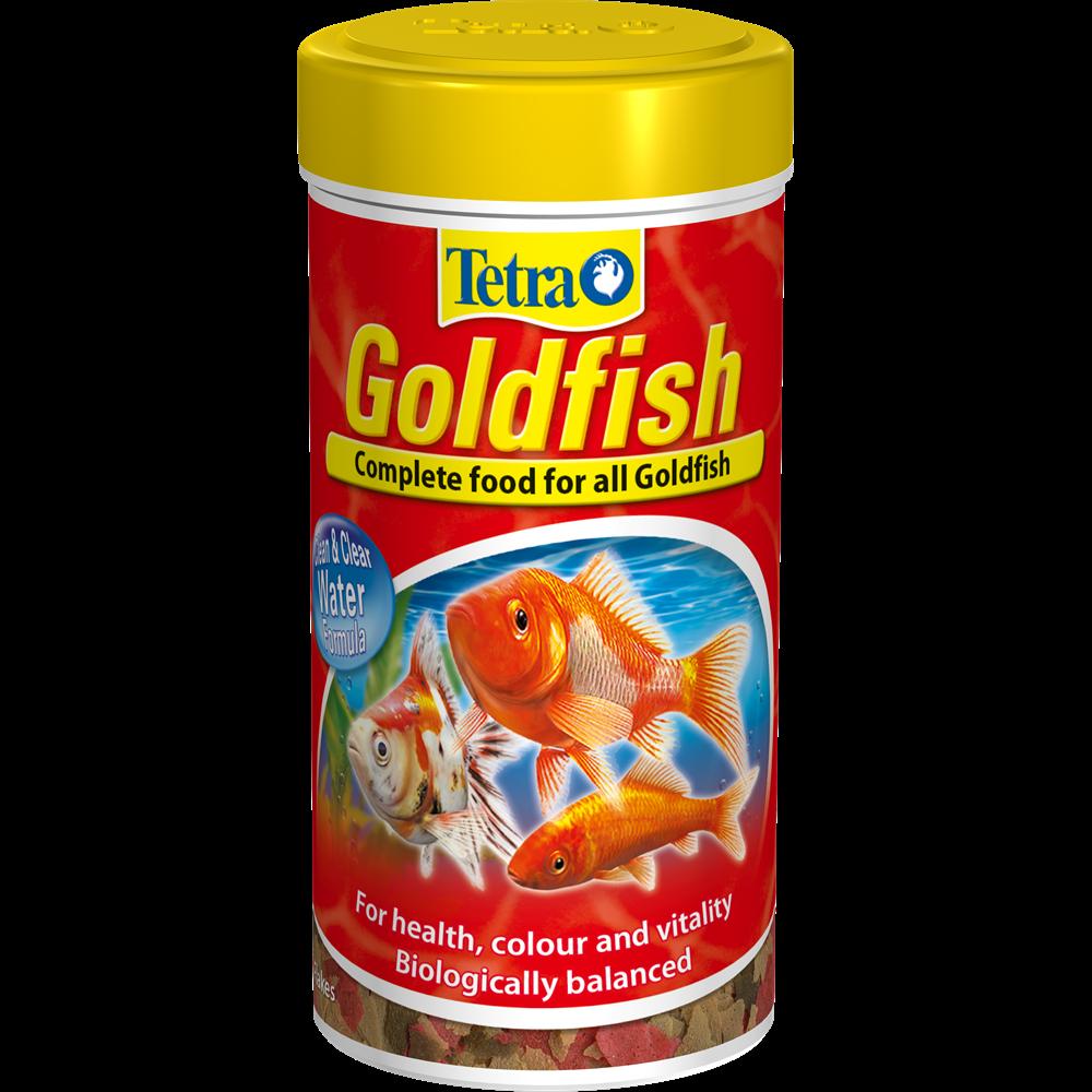 Корм для золотых рыбок Tetra Goldfish 100 мл хлопья