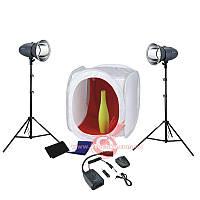 Набор студийного света Mircopro MQ-200-5 Macro Kit