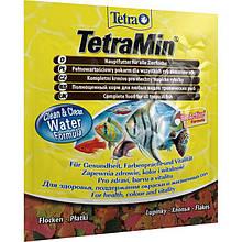 Корм для всех видов рыб TetraMin 12 гр хлопья
