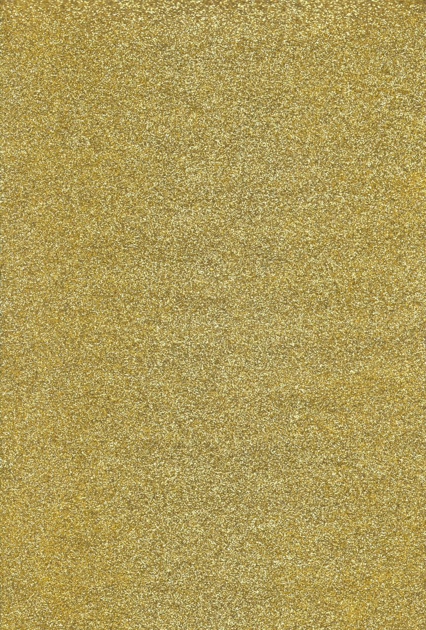 Фоамиран с блеском А4 Свело-желтый 2 мм. 8951