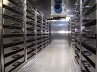 НТК (Низкотемпературный комплекс) для хранения СЗП (Свежезамороженной плазмы)