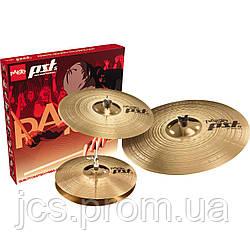 Набор барабанных тарелок Paiste 5 Universal Set