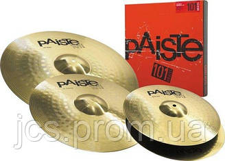 Набор барабанных тарелок Paiste 101 Brass Universal  Set