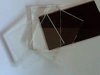 Оргстекло литое прозрачное 12 мм ТОСП
