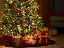 Бусы на елку разные цвета, фото 3