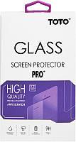 Защитное стекло TOTO Hardness Tempered Glass 0.33mm 2.5D 9H LG Nexus 5, фото 1