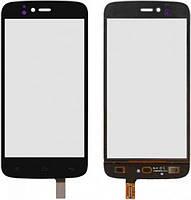 Оригинальный сенсорный экран Fly IQ4411 Energie 2 черный (тачскрин, стекло в сборе)