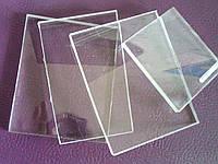 Оргстекло литое прозрачное 22 мм ТОСП