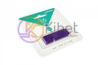USB Flash Drive 16Gb Smartbuy Quartz series Violet / SB16GBQZ-V