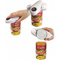 Электрический консервный нож One Touch Can Opener лучший помощник на кухне