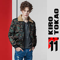 11 Kiro Tokao | Бомбер демисезон 752 хаки
