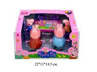 Ид свинка пеппа рр6052-а/в мебель