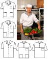 Одежда профессиональная для поваров.  Костюм повара (Премиум)