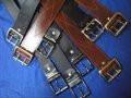 Ремень офицерский (кожа 5,0 см).