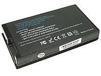 Аккумулятор Asus A8, A8000, F50, F8, F80, N80, Z99, X60, X61, A32-A8, A32-F80 (11,1V 5200mAh черная)