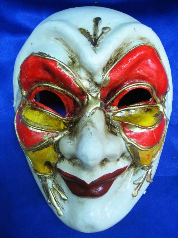 Маска карнавальная венецианская 20925
