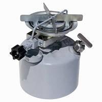 Туристический бензиновый примус Мотор Сич ПТ-2 для приготовления пищи в походных условиях