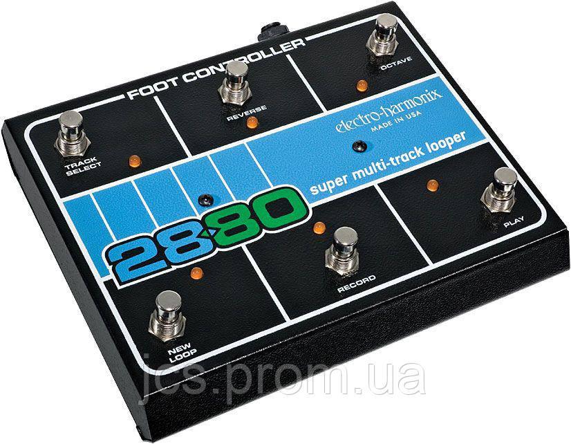 Футконтроллер Electro-Harmonix 2880 Foot Controller