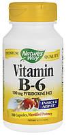 Витамин В-6 (100 мг) 100 капс.
