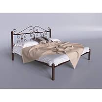 Кровать Бегония Коричневая 140*190 (Tenero TM), фото 2