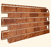 ОПТ - Сайдинг цокольный VOX Solid Brick Кирпич Bristol (0,42 м2), фото 1