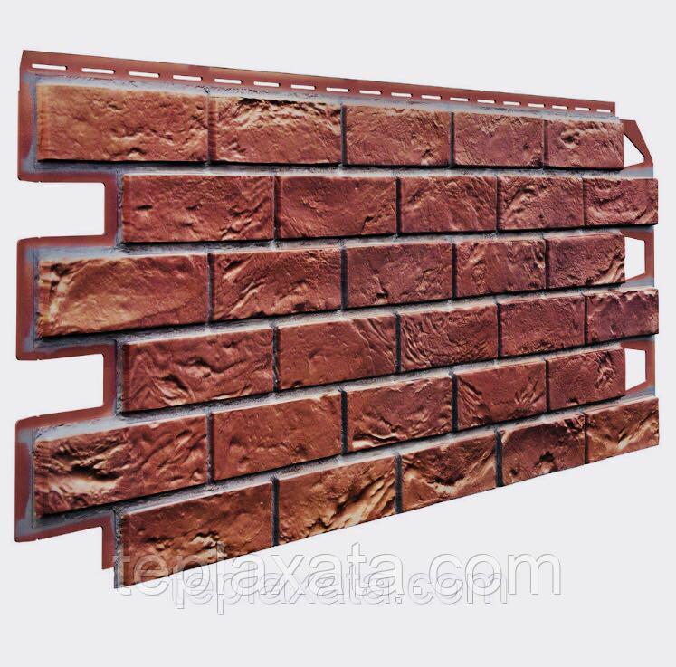 ОПТ - Сайдинг цокольный VOX Solid Brick Кирпич Dorset (0,42 м2)
