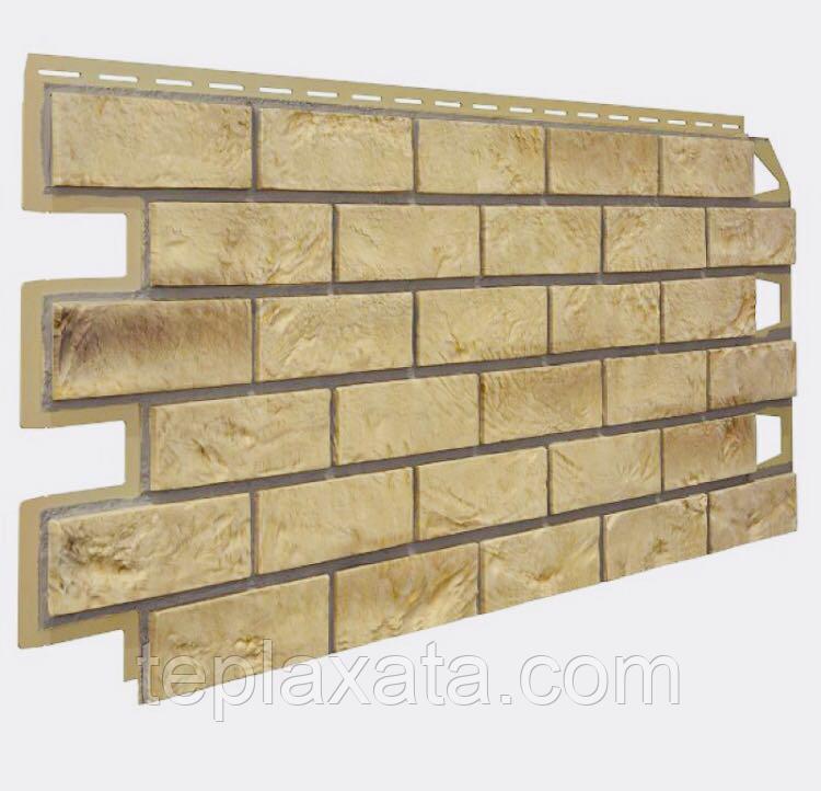 ОПТ - Сайдинг цокольный VOX Solid Brick Кирпич Exeter (0,42 м2)