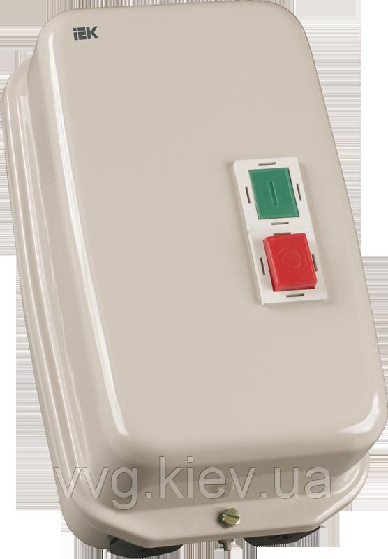 Контактор КМИ35062 50А в оболочке Ue=380В/АС3 IP54 IEK