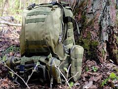 Тактические и туристические сумки, рюкзаки, органайзеры