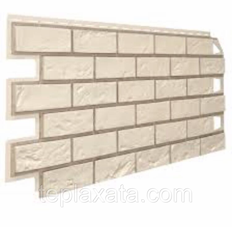 ОПТ - Сайдинг цокольный VOX Solid Brick Кирпич Coventry (0,42 м2)