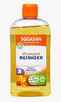 Акція -12% Органическое универсальное моющее средство Sodasan-концентрат Sodasan Orange для удаления стойких и жирных загрязнений