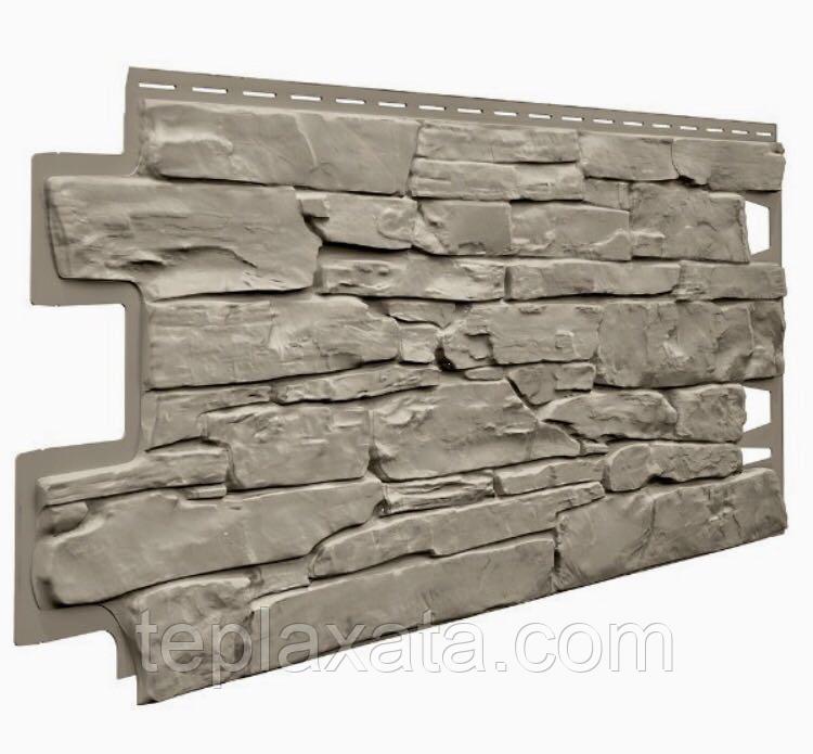Сайдинг VOX Solid Stone Камень Lazio (0,42 м2)