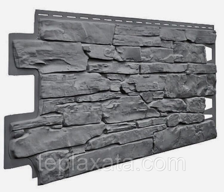 ОПТ - Сайдинг цокольный VOX Solid Stone Камень Toscana (0,42 м2)