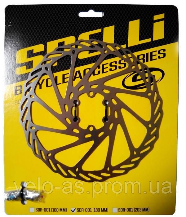 Ротор Spelli SDR-001 180 mm