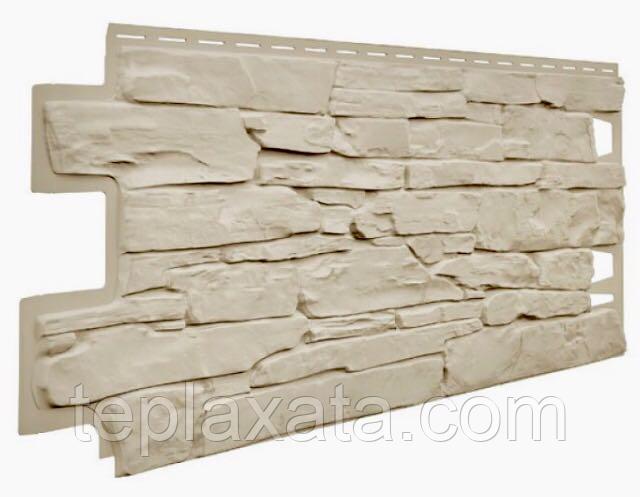 ОПТ - Сайдинг цокольный VOX Solid Stone Камень Liguria (0,42 м2)