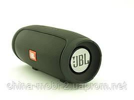 JBL Charge mini 3+ E3+ J007 6W копія, портативна колонка з Bluetooth FM MP3, чорна, фото 2