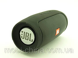 JBL Charge mini 3+ E3+ J007 6W копія, портативна колонка з Bluetooth FM MP3, чорна, фото 3