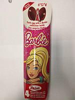 Шоколадные яйца Barbie Egg