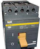 Автоматический выключатель 125 А серии ВА88-35
