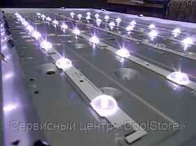 Замена  подсветки  ламп/светодиодов  в  мониторе/телевизоре  в Донецке