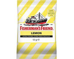 """Драже Fisherman""""s Friend Lemon"""