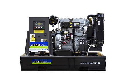 Дизель генератор Aksa APD 25 A (20 кВт), фото 2