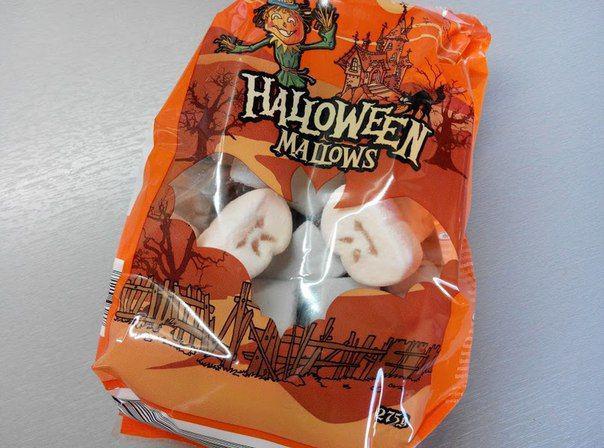 Маршмеллоу Halloween mallows