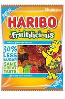 Желейные конфеты Haribo Fruitilicious, фото 1