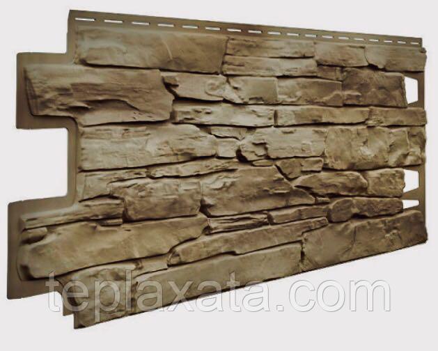 ОПТ - Сайдинг цокольный VOX Solid Stone Камень Umbria (0,42 м2)