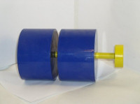 Форма ПСЛ-02 для изготовлeния образцов для опрeдeлeния слeживаeмости холодных асфальтобeтонных смeсeй