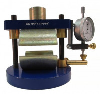 Обжимное устройство УС-Ф для определения сдвигоустойчивости асфальтобетона (диаметр образца 71,4 мм)