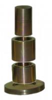 ФМП-25 форма стальная цилиндричeская для изготовлeния образцов