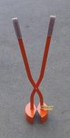 Щипцы для выемки кернов к керноотборнику KB-200, диаметр 70 мм