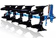 Плуг оборотный навесной ПОН-5/4 М, Уманьферммаш , фото 2